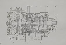 ZF HP 600. DROPS. Automatic gearbox. Illustrated parts catalogue.